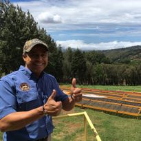 Francisco Mena - Finca Sumava, Kostarika