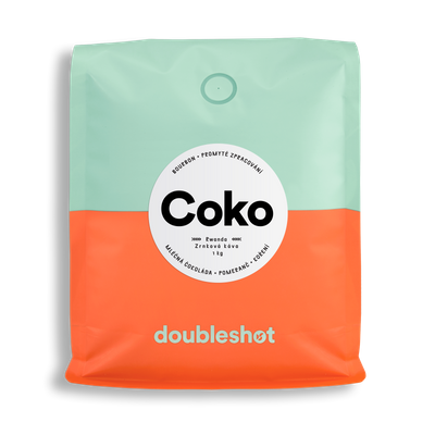 Rwanda Coko 1 kg