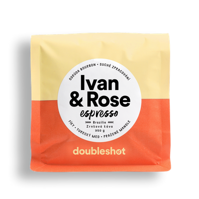 Brazil Ivan and Rose Espresso