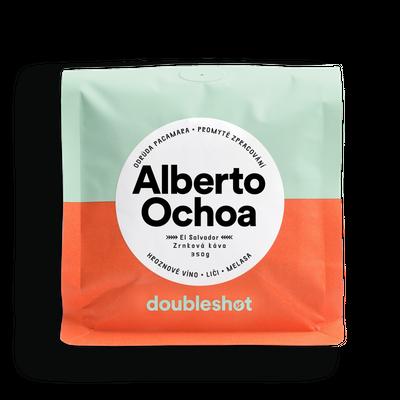 El Salvador Alberto Ochoa