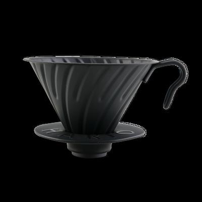Hario V60-02 (černý matný)