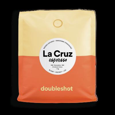 Colombia La Cruz Espresso 1 kg