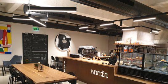 Na skok do: Komín café