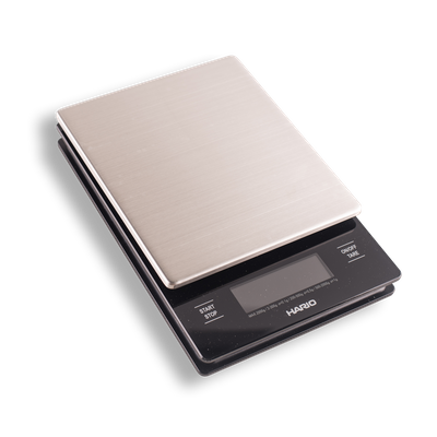 Hario V60 metal digital scale with timer