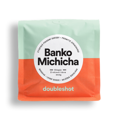 Etiopie Banko Michicha