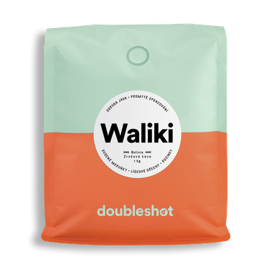 Bolívie Waliki 1 kg