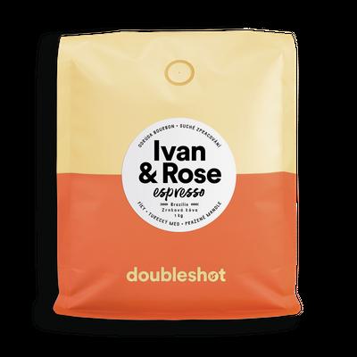 Brazil Ivan and Rose Espresso 1 kg